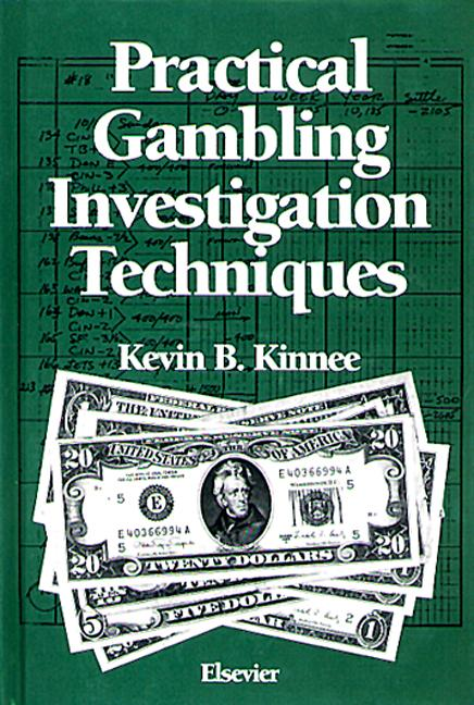 Practical Gambling Investigation Techniques book cover