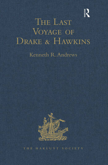 The Last Voyage of Drake and Hawkins book cover