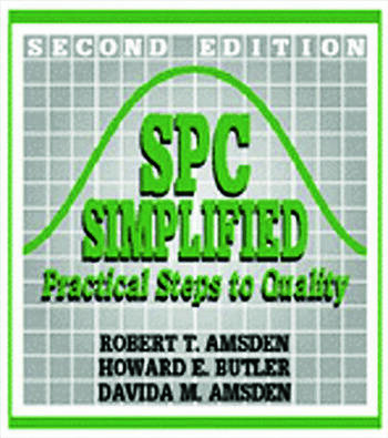 SPC Simplified Practical Steps to Quality book cover