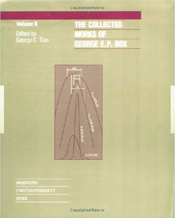 The Collected Works Of George E.P. Box, Volume II book cover