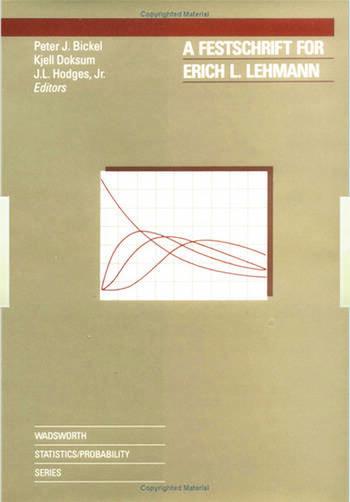 A Festschrift For Erich L. Lehmann book cover