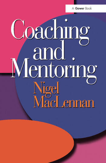 Coaching and Mentoring book cover