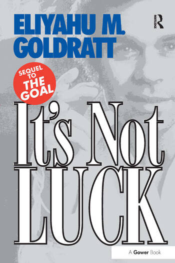 It's Not Luck book cover