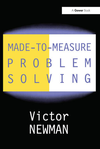 Made-to-Measure Problem-Solving book cover