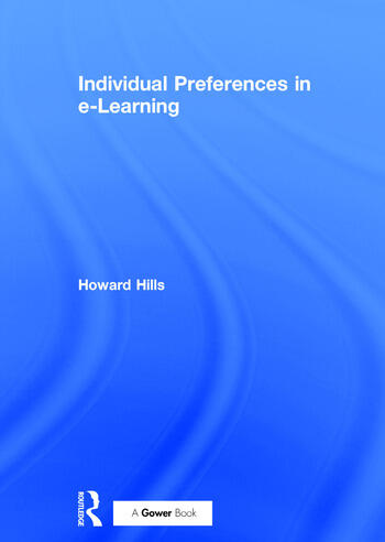 Individual Preferences in e-Learning book cover