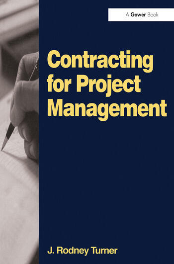 Contracting for Project Management book cover