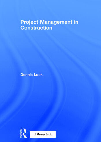 Project Management in Construction book cover