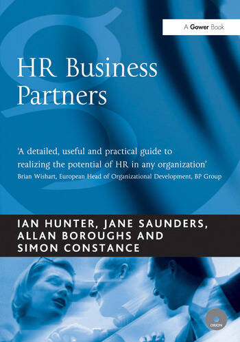 HR Business Partners book cover