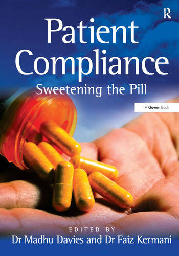 Patient Compliance Sweetening the Pill book cover