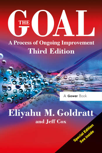 The Goal A Process of Ongoing Improvement book cover