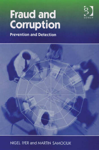 Fraud and Corruption Prevention and Detection book cover