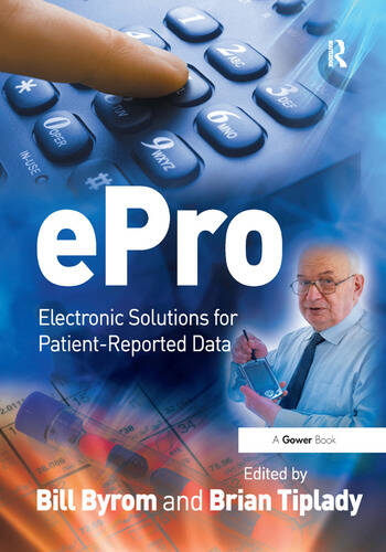 ePro Electronic Solutions for Patient-Reported Data book cover
