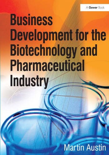 Business Development for the Biotechnology and Pharmaceutical Industry book cover