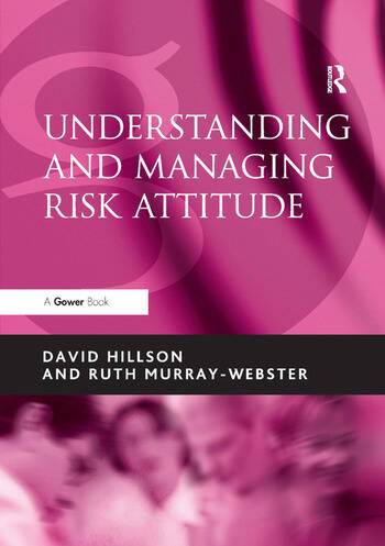 Understanding and Managing Risk Attitude book cover