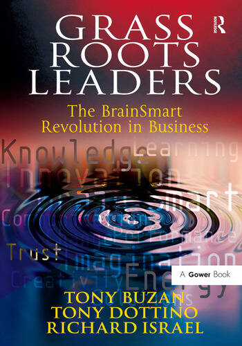 Grass Roots Leaders The BrainSmart Revolution in Business book cover