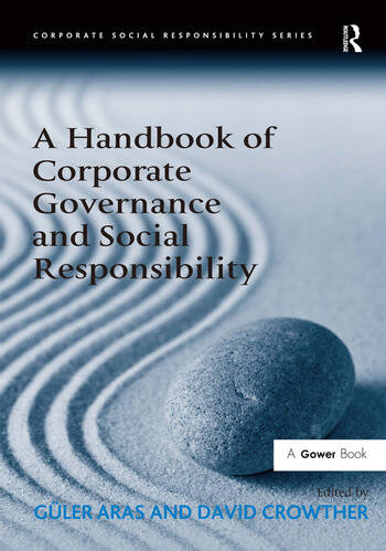 A Handbook of Corporate Governance and Social Responsibility book cover