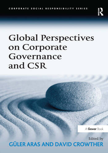 Global Perspectives on Corporate Governance and CSR book cover
