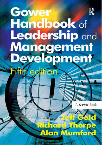 Gower Handbook of Leadership and Management Development book cover