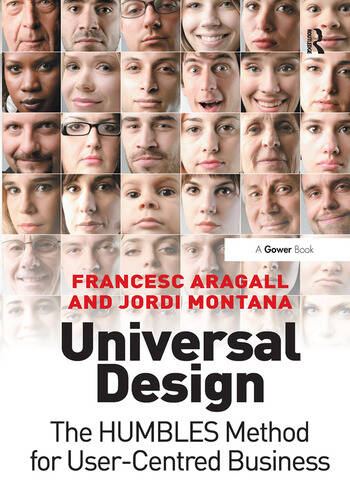 Universal Design The HUMBLES Method for User-Centred Business book cover