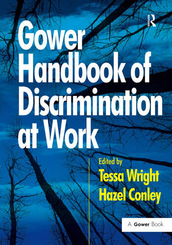 Gower Handbook of Discrimination at Work book cover