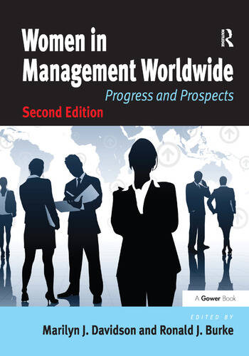 Women in Management Worldwide Progress and Prospects book cover