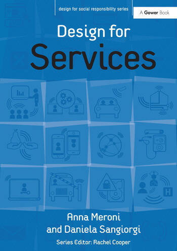 Design for Services book cover
