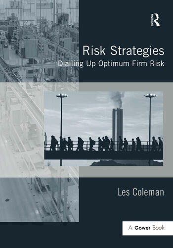 Risk Strategies Dialling Up Optimum Firm Risk book cover