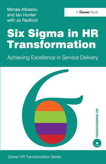 Six Sigma In Hr Transformation Ebook
