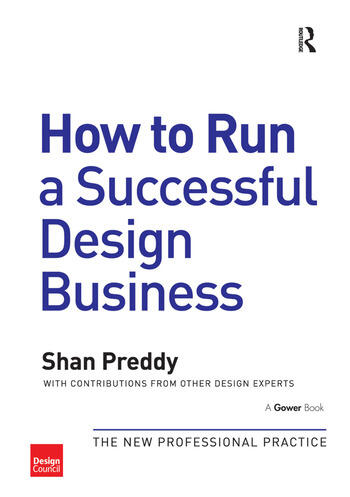 How to Run a Successful Design Business The New Professional Practice book cover