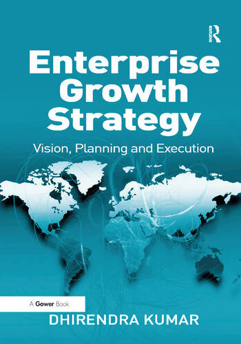 Enterprise Growth Strategy Vision, Planning and Execution book cover