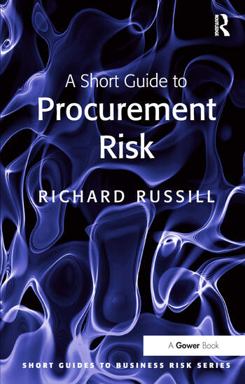 A Short Guide to Procurement Risk book cover