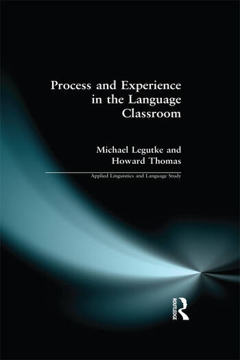 Process and Experience in the Language Classroom book cover