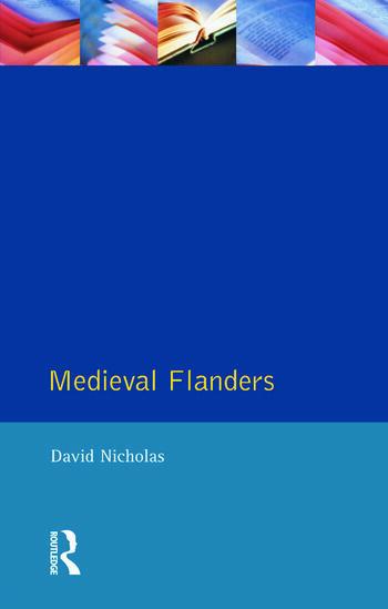 Medieval Flanders book cover