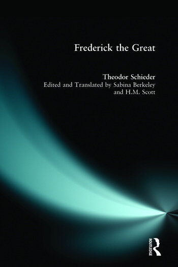 Frederick the Great book cover