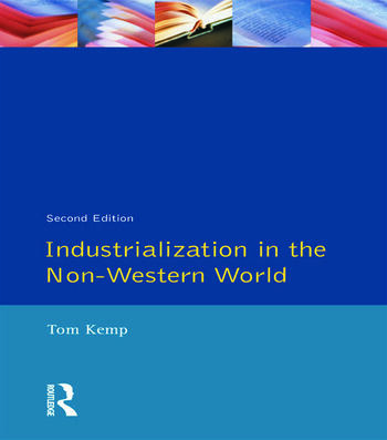 Industrialisation in the Non-Western World book cover