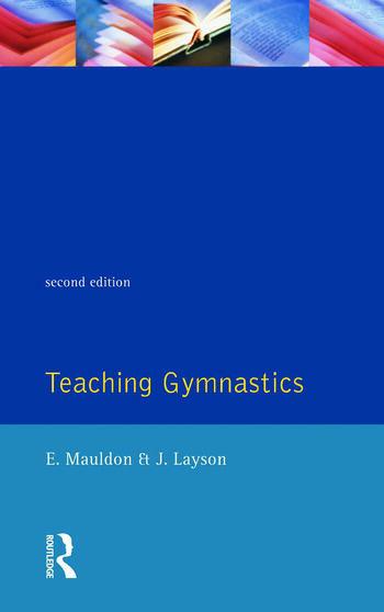 Teaching Gymnastics book cover