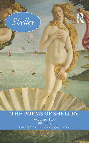 The Poems of Shelley: Volume Two 1817 - 1819 book cover