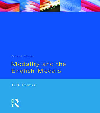 Modality and the English Modals book cover