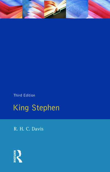King Stephen book cover