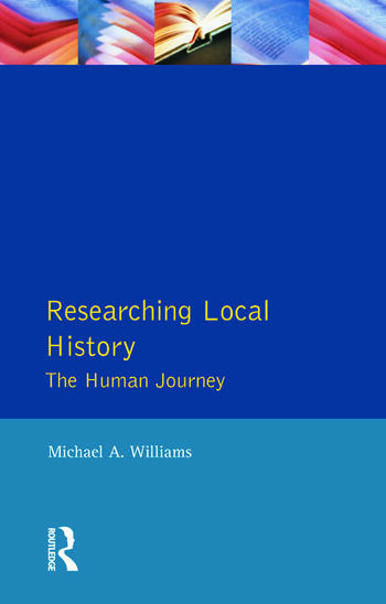 Researching Local History The Human Journey book cover