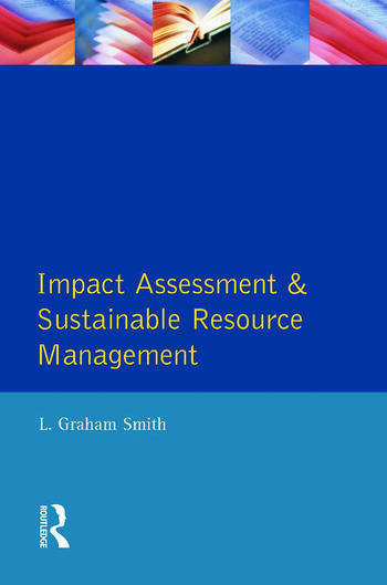 Impact Assessment and Sustainable Resource Management book cover