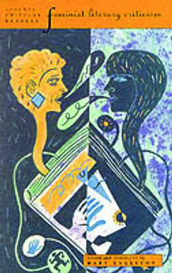 Feminist Literary Criticism book cover