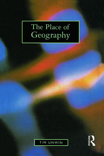 The Place of Geography book cover
