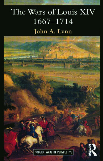 The Wars of Louis XIV 1667-1714 book cover