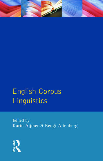 English Corpus Linguistics book cover