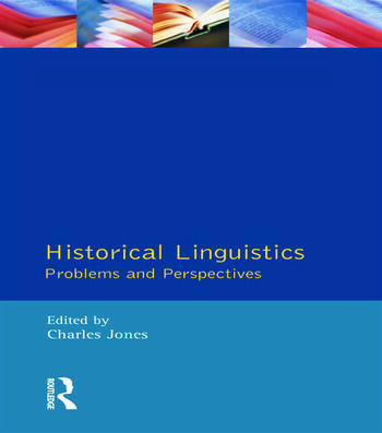 Historical Linguistics Problems and Perspectives book cover