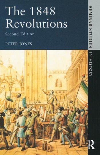 The 1848 Revolutions book cover