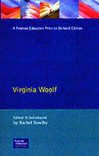 Virginia Woolf book cover