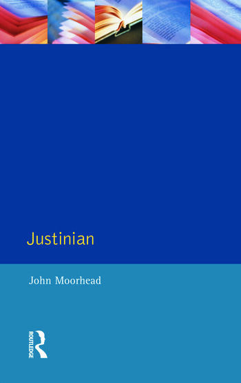 Justinian book cover