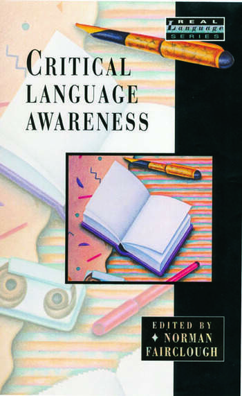 Critical Language Awareness book cover